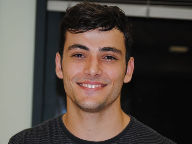 Antônio Fargoni é fã de música sertaneja (Foto: Malhação / Tv Globo)