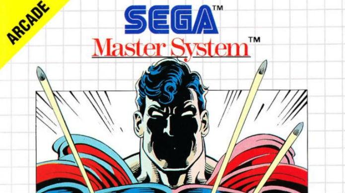 Piores jogos de Master System: Superman the Man of Steel (Foto: Divulgação/SEGA)