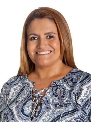 Ana Preto, prefeita de Peruíbe (Foto: Divulgação)