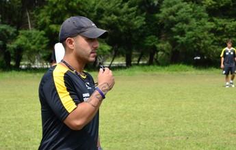 Guanaes lamenta empate contra Cotia, mas ressalta ponto fora de casa