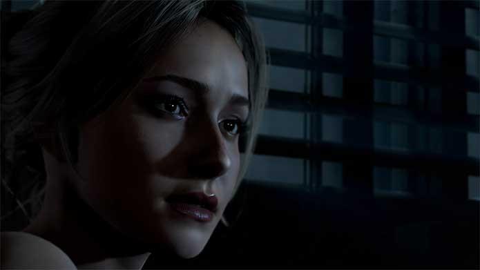 Until Dawn não faz feio ao prender o jogador (Foto: Divulgação/Sony)