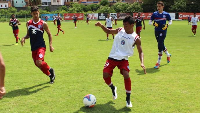 Treino do Bahia (Foto: Divulgação/EC Bahia)