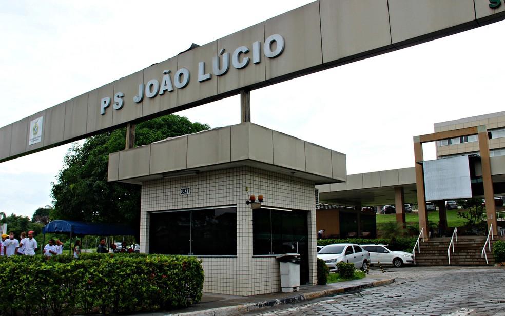 Homem ainda foi encaminhado para o Hospital João Lúcio mas não resistiu aos ferimentos. (Foto: Ive Rylo/ G1 AM)