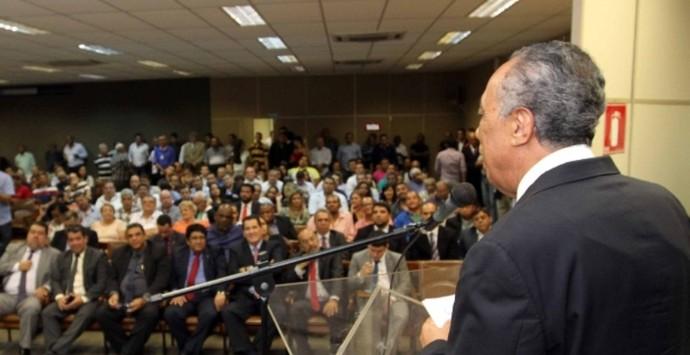 joão alves, prefeito de aracaju, aracaju (Foto: André Moreira / PMA)