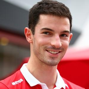Alexander Rossi, piloto da Manor (Foto: Getty Images)
