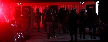 Rebelião termina após 5 horas de negociação (Jamile Alves/G1 AM)