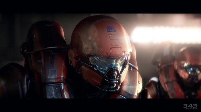 Halo 5: Guardians será lançado exclusivamente para o Xbox One no fim de 2015. (Foto: Divulgação)