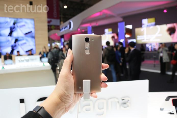 LG Prime Plus (Foto: Isadora Díaz/TechTudo)