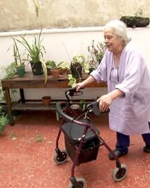 Mobilidade na terceira idade
