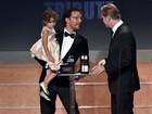 Que fofo! Matthew McConaughey recebe o carinho da filha em prêmio
