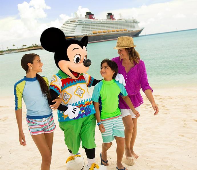 Ilha Castaway Cay (Foto: Disney Cruise Line)