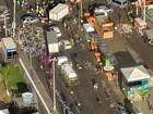 Mil toneladas de lixo são recolhidas nos circuitos do carnaval de Salvador