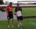 Com condição de jogo, Pituca fica à disposição do Atlético-GO na Série B