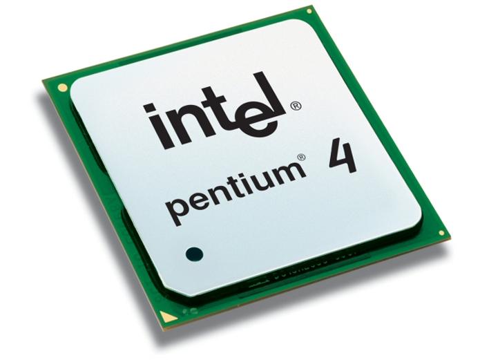 O Pentium 4 não impressionou pelo desempenho, mas trouxe número recorde de transistores (Foto: Divulgação/Intel)