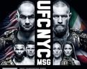 UFC divulga pôster oficial do UFC 205, com as fotos dos seis protagonistas