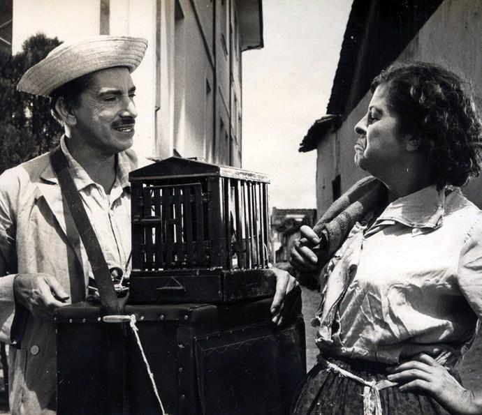 O tipo caipira criado por Mazzaropi marcou o cinema nacional (Foto: Instituto e Museu Mazzaropi)