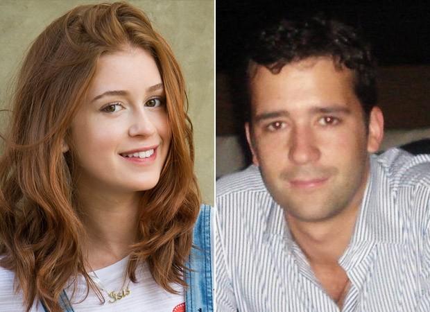 Caio Nabuco e Marina Ruy Barbosa (Foto: Divulgação - Tv globo - Reprodução / Facebook)