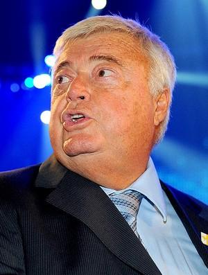 Ricardo Teixeira presidente da CBF (Foto: Getty Images)