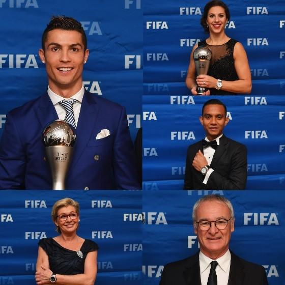 BLOG: Relógios que seriam dados a premiados pela Fifa foram roubados em Zurique