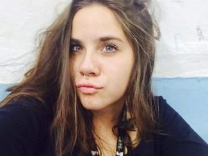 Pietra Castro Cavallaro, de 16 anos, desapareceu em 5 de dezembro (Foto: Reprodução/Facebook)