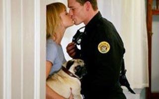 Cachorro usado em filme é da raça Pug (Foto: Divulgação / Reprodução)