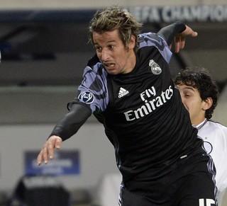 Fábio Coentrão Real Madrid Legia (Foto: AP)