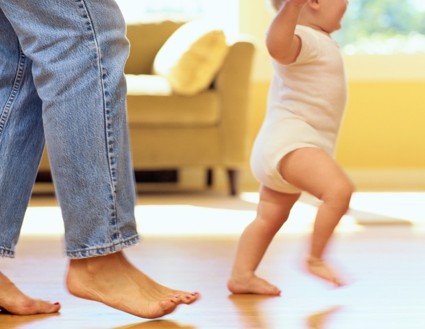 Segurança para os primeiros passos (Foto: ThinkStock)