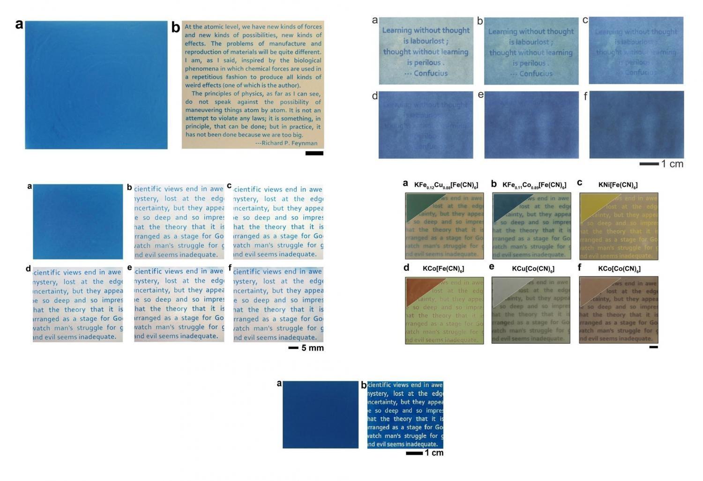 Novo tipo de papel pode ser impresso com a luz e apagado com o calor