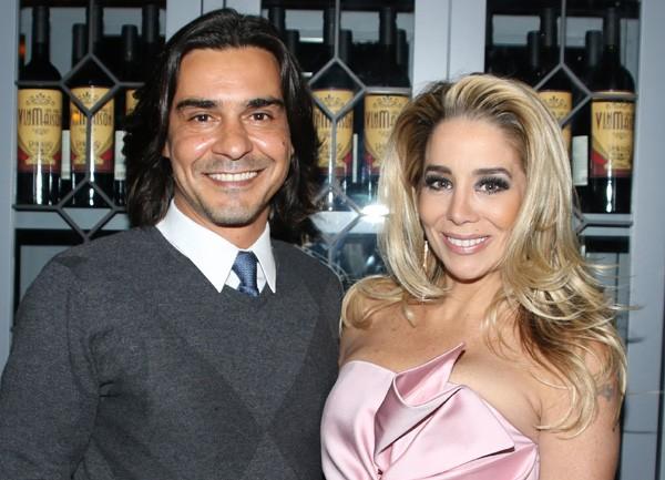 """""""Ele é um grande ator e uma pessoa incrível"""", diz Danielle sobre André Gonçalves (Foto: AgNews)"""