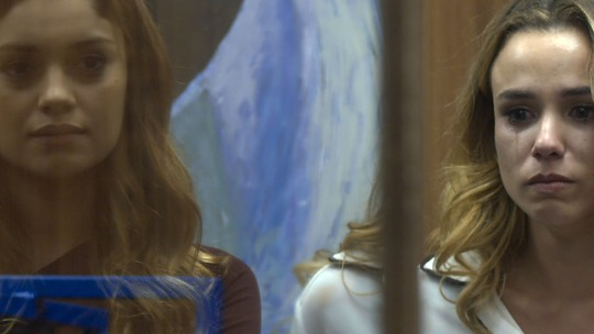 Alice faz proposta para se aliar à Ive