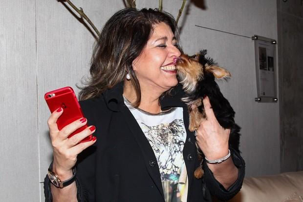 Roberta Miranda (Foto: Manuela Scarpa / Foto Rio News)