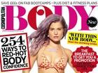 Após perder 31kg, Kelly Osbourne posa de biquíni para revista