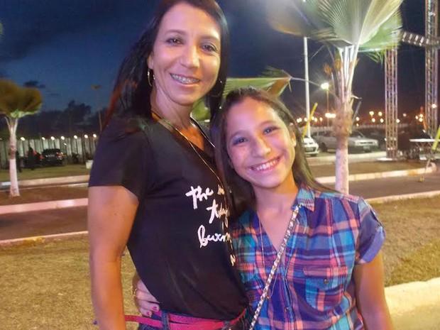 Fãs no Festival de Verão Salvador 2014 (Foto: Maiana Belo/G1 BA)