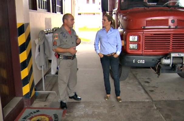 Teledomingo bombeiros (Foto: Reprodução/RBS TV)