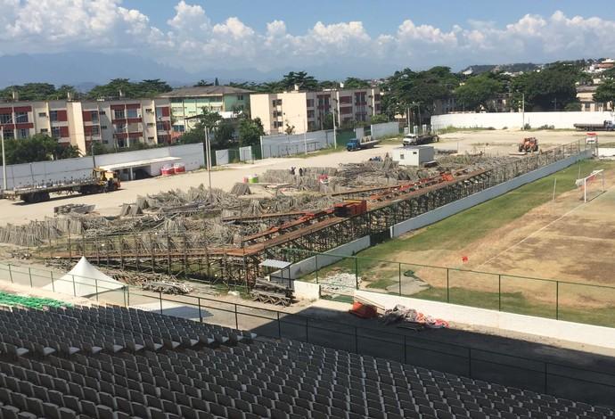 Arena da Ilha 01 (Foto: Thiago Lima)