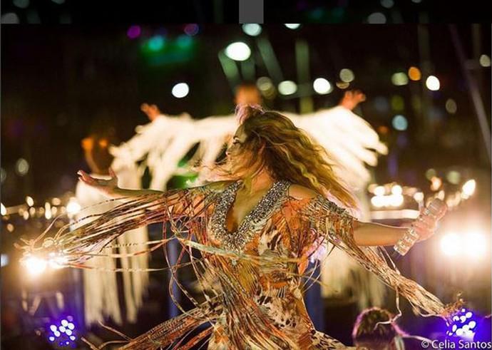 A primeira apresentação de Daniela Mercury nos palcos foi com Soldadinho de Chumbo (Foto: Divulgação / Celia Santos )