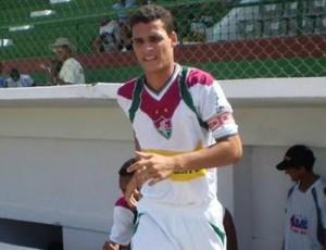 Anselmo é o novo zagueiro do Itabaiana (Foto: Arquivo Pessoal)