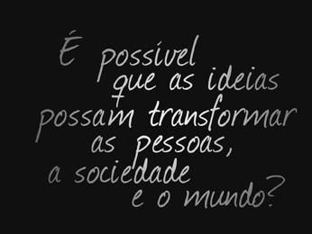 Movimento iluminista acreditava na força das ideias (Foto: Reprodução / TV Globo)