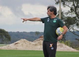 Caio Júnior Chapecoense (Foto: Cleberson Silva/Chapecoense)