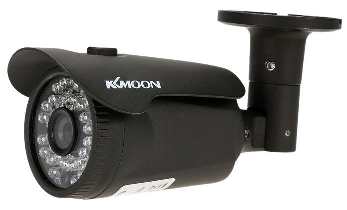 Câmeras com sensor CMOS podem gerar ruídos (Divulgação/Kmoon) (Foto: Câmeras com sensor CMOS podem gerar ruídos (Divulgação/Kmoon))