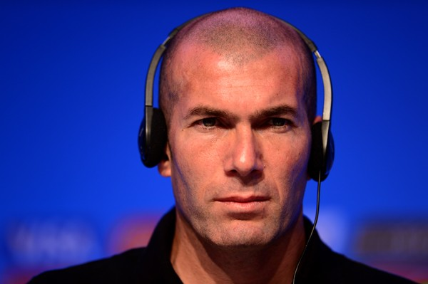 Zinédine Zidane (Foto: Getty Images)