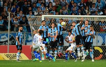 Grêmio usa semifinal contra o Cruzeiro como espelho para decisão na Arena