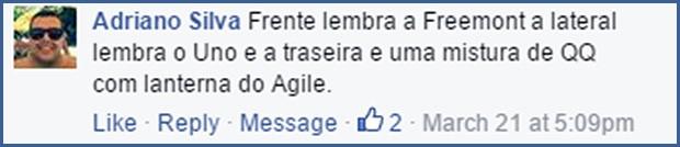 Leitores opinam sobre o Fiat Mobi (Foto: Editora Globo)
