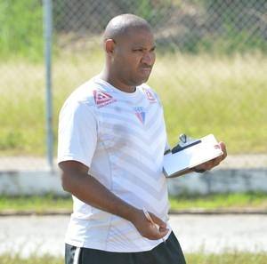 Cícero Silva, Ecus (Foto: Bruno Rocha)