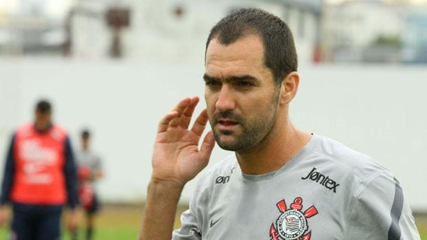 Danilo treino Corinthians (Foto: Paulo Fischer / Ag. Estado)