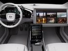 Carro-conceito que dirige sozinho tem poltrona 'de avião' e tela gigante