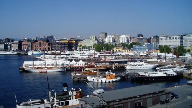 Oslo, Noruega (Foto: Wikipedia)
