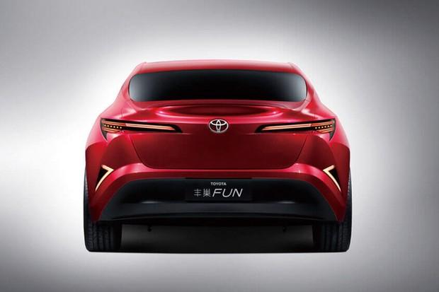 Toyota Fun Sedan Concept (Foto: Divulgação)