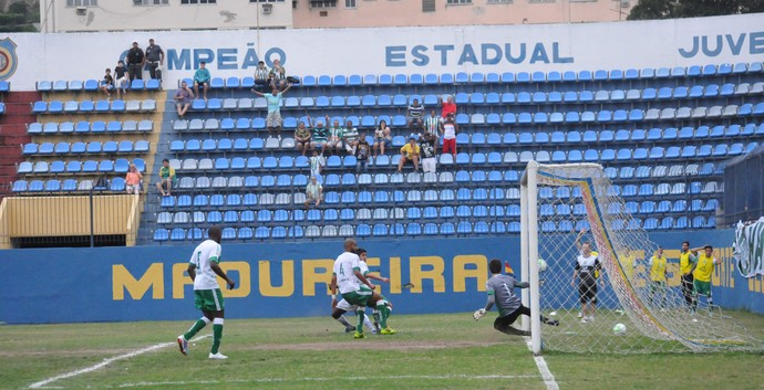 Madureira x Juventude (Foto: Sidnei Parraro/ Madureira Esporte Clube)