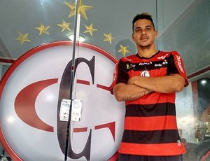 Diogo Peixoto, Campinense (Foto: Divulgação / Campinense)